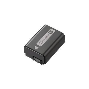 Sony NPFW50 Rechargeable Battery Pack (Black) (Retail Packaging)